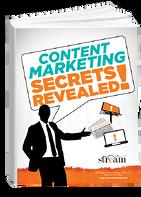 Content Marketing Secrets Revealed Ebook