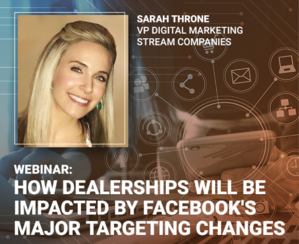 how dealerships will be impacted by facebook's  major targeting changes 2019